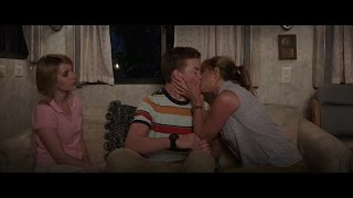 "We're The Millers - "" How To Kiss "" Clip - 2014 Jennifer Aniston Movie HD"
