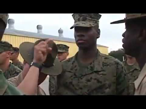 watch US Marine Corps Drill Instructor vs US Army Drill Sergeant