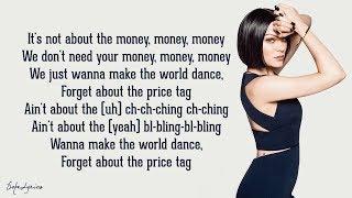 Jessie J - Price Tag (Lyrics) feat. B.o.B