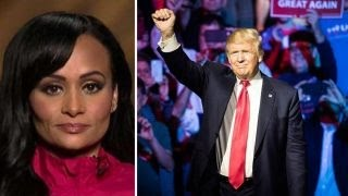 Katrina Pierson 'not buying' Trump accusers' stories