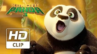 Kung Fu Panda 3   'The Hall of Heroes'   Official HD Clip 2016