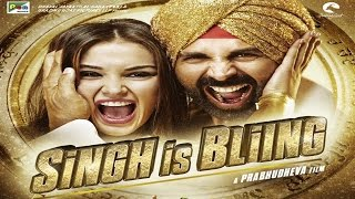 Akshay Kumar's Singh is Bling, Amy Jackson is a surprise