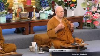 Saturday Guided Meditation | Ajahn Brahm | 21 May 2016
