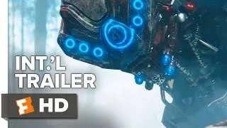 Kill Command Official International Trailer #1 (2016) - Vanessa Kirby, Thure Lindhardt Movie HD