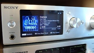 Sony HAP S1 REVIEW  - Using A Hi-Res Audio player to resurrect my ripped CDs (Part 2)