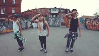 Eva Simons - Policeman.Dancehall by Kids. Choreography by Cleve Nitoumbi