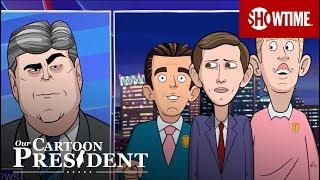 'A Bonus Trump!' Ep. 9 Official Clip | Our Cartoon President | SHOWTIME