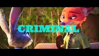 Zootopia AMV | Criminal