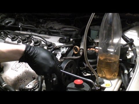 Honda Accord Civic ABS Bleeding & Fluid Replacement