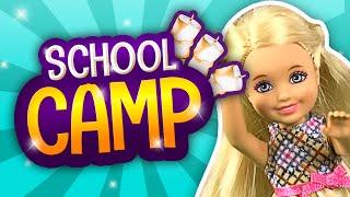 Barbie - School Camp