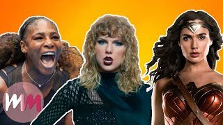 Top 10 Women Who Owned 2017