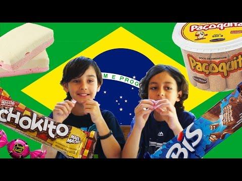 Xxx Mp4 Crianças Gringas Provando Doces Brasileiros Kids React On Brazillian Sweets Rango Do Rafa 3gp Sex