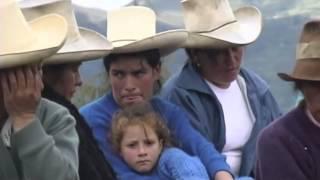 GENOCIDIO EN CAJAMARCA POR LAS EMPRESA MINERA DE YANACOCHA Y EL  GOBIERNO DE OLLANTA HUMALA