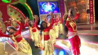 Arpita Chatterjee performed Devipakhya at Star Jalsha.mp4
