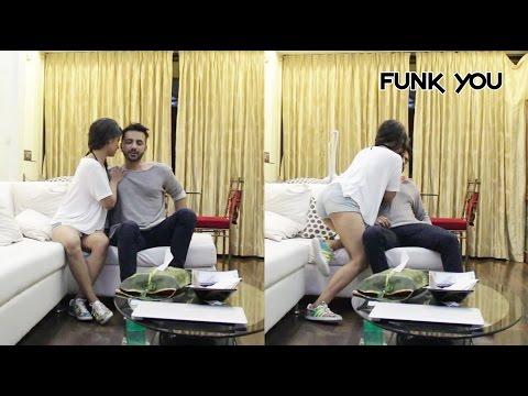 Seducing Prank on Ali Merchant - Funk You (Pranks In India)