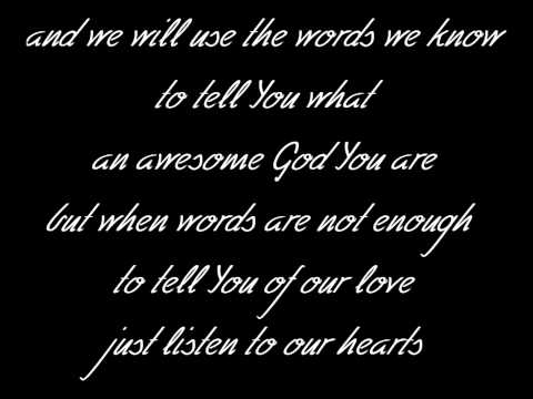 Listen To Our Hearts Casting Crowns