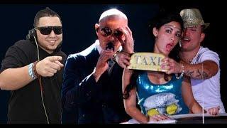 """En detalles: ¿Por qué Osmani García arremetió contra DJ Chino y Pitbull por """"El Taxi""""?"""