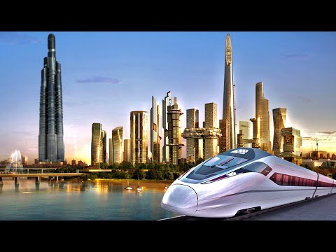 The World s Future MEGAPROJECTS