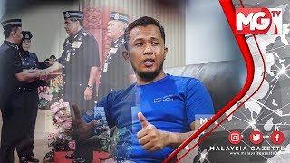 🎥EKSKLUSIF MGTV | Pegawai Kanan Polis 'DIFITNAH dan DITUDUH MENGEDAR DADAH'! - ASP Saiful Bahari