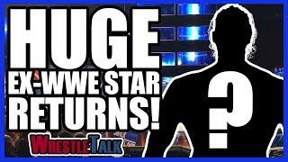 HUGE Ex WWE Star RETURNS! BIG Title Change!   WWE Battleground Live 2017 Review