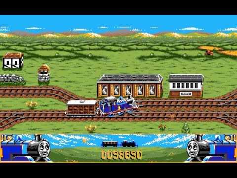 Thomas the Tank Engine Gameplay