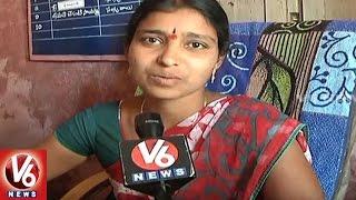 Villagers Rename Khanapur As Kavithapur | Nizamabad | V6 News
