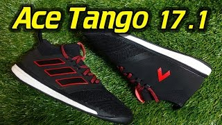 Adidas ACE Tango 17.1 Indoor (Red Limit Pack) - Review + On Feet