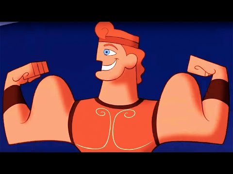 Hercules Zero to Hero Lyric Video Disney Sing Along