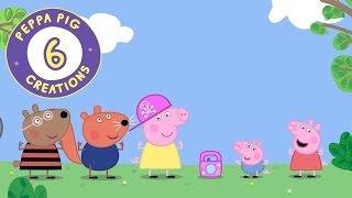 Peppa Pig Creation 06 - Nursery Rhymes: Old MacDonald / Twinkle Twinkle 🎄Countdown to Christmas🎄