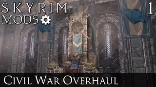 Skyrim Mods: Civil War Overhaul (Stormcloaks) - Part 1