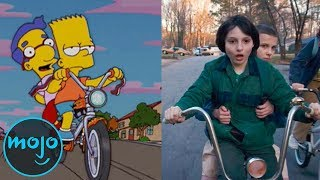 Top 10 Stories The Simpsons Should Adapt for Treehouse of Horror