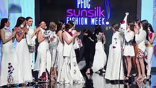 Sarah Khan and Noor Khan at ramp Walk #PFDC Fashion Week Day 3