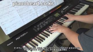 The One (더 원) - 잘 있나요 (Best Wishes To You) [Gu Family Book OST] piano cover,RD-700NX