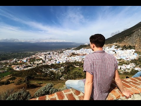 INCREDIBLY BEAUTIFUL CHEFCHAOUEN The Blue Pearl