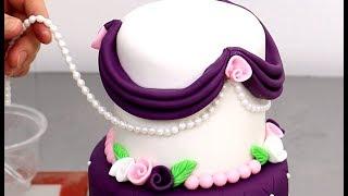 How To Make a Disney PRINCESS SOFIA The First Cake by CakesStepbyStep