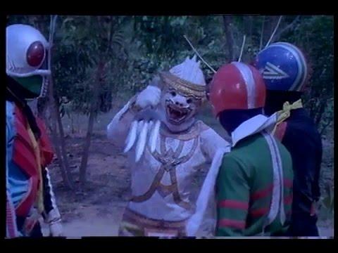 Hanuman and the 5 Kamen Riders (1975) - English Softsubs (480p)