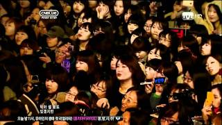 CNBLUE live- Thank You- Guerrilla Concert