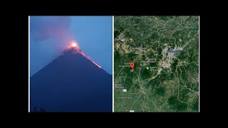 Guatemala volcano eruption MAP: How far is Fuego from Guatemala City? Is it erupting now?