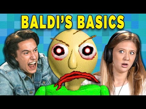 Xxx Mp4 BALDI S BASICS IN EDUCATION AND LEARNING Teens React Gaming 3gp Sex