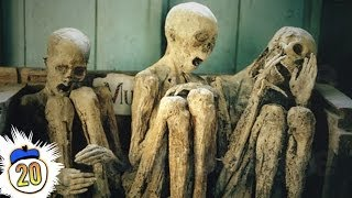 20 Creepiest Places In The World