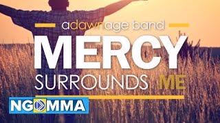 Adawnage Mercy Surrounds Me Lyrics
