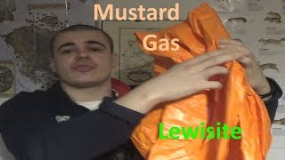 What is Mustard Gas and how to protect yourself from it