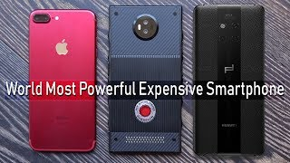 Top 5 World Most Powerful Expensive Smartphone to Buy 2019