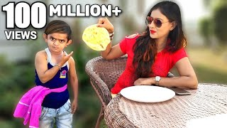 CHOTU KI BIWI NO. 1 | छोटू की बीवी न.1 | Khandesh Hindi Comedy | Chotu Comedy Video
