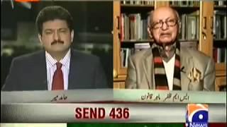 Capital Talk, 18 February 2014, 18 02 2014,Kia Musharaf Ka Trail Qanon Ki Baladasti K Lye Zarori Hi