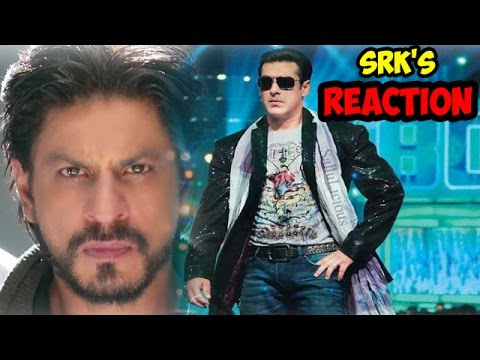 Shahrukh Khan's Reaction on Salman Khan's invitation to Bigg Boss 8 House