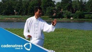 Ejercicios TAI CHI /¿Qué es el TAI CHI?