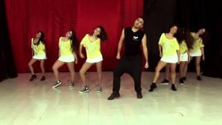 Coreografía de Live It Up de Jennifer Lopez Ft. Pitbull (Paso a Paso) / TKM