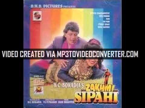 Tum Sharma Ke Dekhogi Jise - Zakhmi Sipahi - 1995