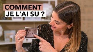 Comment j'ai découvert que j'étais enceinte 👶🏼🍼